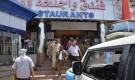 حملة أمنية لشرطة عدن على المطاعم لفرض التدابير الوقائية من فيروس كورونا