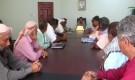 محافظ أبين يعقد لقاء موسعًا لقيادة السلطة المحلية بمديرية زنجبار وشيوخ الحارات وأئمة المساجد والشخصيات الاجتماعية