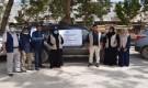 مؤسسة يماني الخيرية تدشن حملة التوعية الميدانية بمديرية المعلا