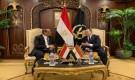 الوزير الميسري يصل عمان عقب زيارة ناجحة الى مصر (Translated to English )