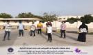 المكلا :  المنتدى السياسي لطلاب جامعة حضرموت يواصل جهوده في التوعية بفيروس كورونا