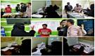 لجنة التوعية المجتمعية تدشن مشروع خياطة الكمامات
