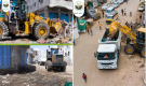 البرنامج السعودي يواصل حملات النظافة في شوارع عدن