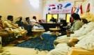 قيادة المؤتمر الوطني بالمهرة تعقد اجتماعاً موسعاً لمناقشة جملة من القرارات