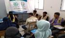 إنعقاد الدورة التدريبية الثانية للوقاية من جائحة كورونا في مقر شبكة جمعيات منظمات المجتمع المدني في عدن