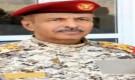 قائد الشرطة العسكرية فرع أبين يعزي في وفاة اللواء الركن أحمد علي هادي الدنبوع