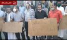 عالقون يمنيون في الهند ينفذون وقفة احتجاجية ويناشدون سرعة اعادتهم الى اليمن