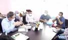 لمواجهة فيروس كورونا.. رئيس طورائ عدن يبحث مع وفد اسبن ميدكل إنشاء مستشفى ميداني 100 سرير
