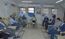 اجتماع في السفارة اليمنية في مصر لترتيب عودة العالقين وفقاً للبروتوكول الحكومي