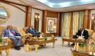 الزُبيدي يستقبل السفير الفرنسي لدى اليمن