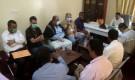 محافظ أبين يناقش مع منظمة الانقاذ الدولية دعم محجر زنجبار وتحفيز الكوادر الطبية