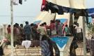 مناشدات شعبية في عدن لعمل حل للافارقة المنتشرين في جولة ملعب 22 مايو (مصور)
