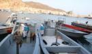 قوات خفر السواحل بحضرموت تستأنف حملة الرش التعقيمية لحماية أفرادها من فيروس كورونا