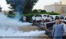 مؤسسة نهد التنموية تدشن حملة مكافحة البعوض في مدريتي القطن وحريضة بوادي وصحراء حضرموت