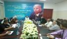 وزير الإتصالات يلتقي بوكيل وزارة الصناعة والتجارة وعدد من موظفي الوزارة