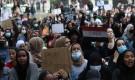 لندن..مظاهرة رافضة للحرب في اليمن