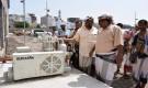استكمال التشطيبات النهائية لمشروع محطة الوقود المركزية العسكرية بدار سعد