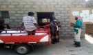 كير تدشن توزيع المساعدات الغذائية الشهرية المقدمة من منظمة إلغذاء العالمية للأسر الفقيرة باحور