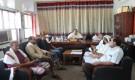 الدكتور الزعوري يلتقي مدراء إدارات التربية بالمسيمير وطورالباحه والمفلحي.
