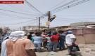 المنطقة الثانية بكهرباء عدن تواصل حمله الفصل للربط العشوائي بمديرية دارسعد ومنطقه البساتين