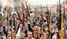 قتلى وجرحى من المليشيا الحوثية بنيران أبطال الجيش الوطني في صرواح والجوف