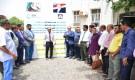 محافظ ورئيس جامعة عدن يدشنان تنفيذ مشروع تجهيز مختبرات كليتي الصيدلة والحقوق
