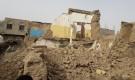 شبوة : نجاة أسرة من موت محقق إثر انهيار منزلها على رؤوسهم بعسيلان