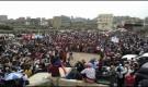 الآلاف الجماهير يحيون مهرجان يافع التراثي الشعبي .