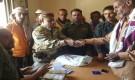 مدير عام شرطة محافظة ارخبيل سقطرى يدشن صرف مرتب شهر أبريل لمنتسبي الشرطة