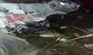 السيل بمنطقة العسكرية يافع يجرف سيارة على متنها 7 أشخاص