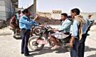 حملة أمنية لضبط الدراجات النارية الغير مرقمة بشبوة (Translated to English )