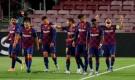 إصابة لاعب برشلونة بكورونا