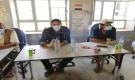 الوسطاء المحليون بلودر يواصلون الجلسات النقاشية وحل النزاعات..
