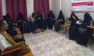 ورشة عمل حول مشكلات تعليم الفتاة المسببة للتسرب نظمها قسم الفتاة بتربية حوطة لحج .
