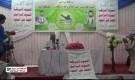 حكاية صورة سلطان السامعي مع شعارات الحوثي و6شعراء