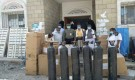 مكتب الصحة بالمسيمير يتسلم أجهزة ومعدات طبية من منظمة البحث عن أرضية مشتركة