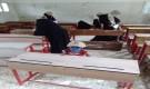 جمعية البركة النسوية تنفذ حملة نظافة وتعقيم لمدرسة الميثاق بمدينة الكود