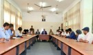 وزير الشباب يلتقي رؤساء الأندية وقيادات الكشافة والمرشدات بمأرب