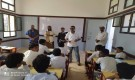 مدير إدارة التربية والتعليم بمديرية الروضة يتفقد مدارس لماطر للتعليم الأساسي