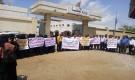 مستحقو التسويات المالية بجامعة عدن يواصلون وقفاتهم الاحتجاجية