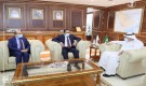 وزير الزراعة يلتقي نظيره السعودي