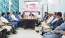 وكيل محافظة شبوة لمروق يدشن فعاليات الاسبوع الوردي لمرضى السرطان