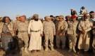 وزير الدفاع يتفقد العمليات القتالية بالجوف ويؤكد أنه لا بقاء للحوثي والمشروع الإيراني في اليمن