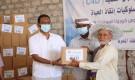 وكيل أول المهرة يدشن توزيع 1350حقيبة صحية على النازحين والمهمشين بتمويل من منظمة اليونيسف