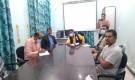 مدير مكتب التخطيط والتعاون الدولي بشبوة يلتقي بمكتب الأمم المتحدة لشؤون الإنسانية ( اوتشا)