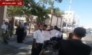 جرحى الحرب بعدن ينظمون وقفة احتجاجية للمطالبة بصرف مرتباتهم
