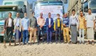 د.بافاضل و د.جعول يدشنان توزيع 109 ثلاجة حفظ اللقاحات مقدمة من منظمة الصحة العالمية