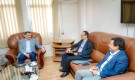 لملس يدعو الدول الشقيقة والصديقة لفتح سفاراتها ومكاتبها القنصلية في العاصمة عدن