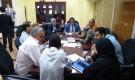 وكيل اول محافظة عدن يؤكد اهتمام المحافظ بالمشاريع الخدمية