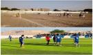 ابناء ورياضيون محافظة أبين يمنون النفس بأنشاء ملعب بالعشب الاصطناعي في محافظتهم ويأملون ذلك من السلطات ذات الاختصاص